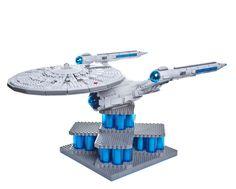 LEGO Ideas - STARTREK NCC-1701 STARSHIP ENTERPRISE