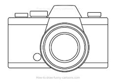 Image result for camera drawing