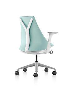 Herman Miller Schreibtisch Stühle Rustikale Home Office Möbel | Büromöbel |  Pinterest