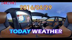VRIDC - VR News : TodayWeather 2016/08/29 KOR YTN