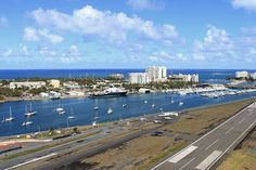 Airaport of  Isla Grande, San Juan, Puerto Rico por Alexis Pérez Vélez