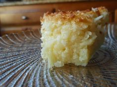 Possibly Impossible Pie Recipe - My mom's impossible coconut pie is one of those dishes. It's just incredible--I had this one mixed up and in the oven in less than 10 minutes and every single bite was delicious. There's no crust with which to wrestle and I don't think I've ever come across a coconut dessert I didn't like…