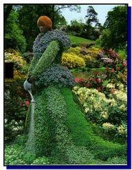 Lawn Art, Garden art