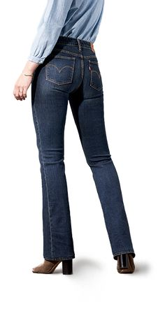 f55d942394d Women s Jeans - Shop All Levi s® Women s Jeans