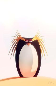 Beautiful Illustrations by Goro Fujita