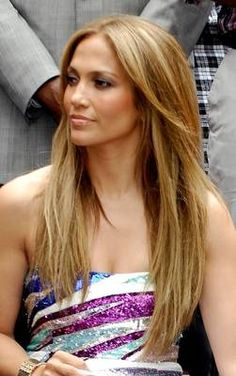Hot Hair Color Trend: Bronde Hair
