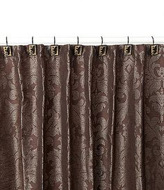 dillards shower curtains and curtains on pinterest