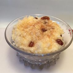 """Creamy Rice Pudding I """"I haven't tasted rice pudding this good since I was a little girl. My boys and all of there friends are begging me to make it again."""""""
