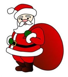 What a great time to draw Christmas cartoon Santa Claus! Learn drawing santa cartoons in this easy step by step tutorial. Drawing Lessons For Kids, Easy Drawings For Kids, Santa Cartoon, Cartoon Art, Christmas Cartoons, Christmas Characters, Santa Claus Drawing, How To Draw Santa, Art Christmas Gifts