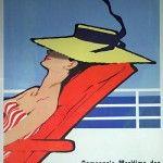 Relax….Nos vamos de vacaciones en Voyage-Vintage pero os dejamos un póster :)