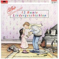 """""""Kommt, wir wolln Laterne laufen"""" by Rolf Zuckowski M025GO7 - 12 Bunte Liedergeschichten CD"""