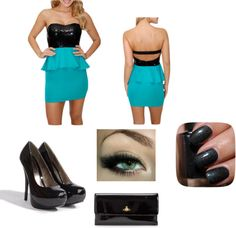 """Club outfit!"" by veronica21-1 ❤ liked on Polyvore"