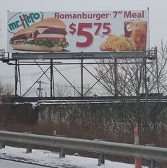 What says Ohio better than a Mr. Hero Romanburger?