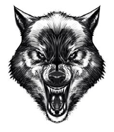 trendy how to draw a wolf face ink Wolf Tattoos, Animal Tattoos, Body Art Tattoos, Wolf Face Tattoo, Werewolf Tattoo, Werewolf Art, Wolf Tattoo Sleeve, Knee Tattoo, Wolf Face Drawing