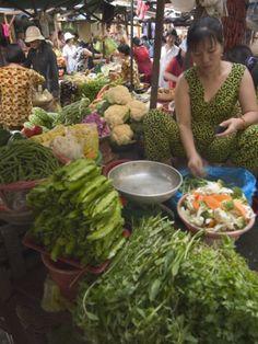 Binh Tay Market, Ho Chi Minh City, Vietnam. Photo: Christian Kober