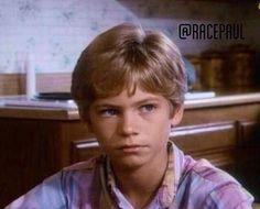 A young Paul Walker