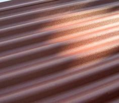 Best Bridger Steel Copper Vented Soffit Beautiful Detail 400 x 300