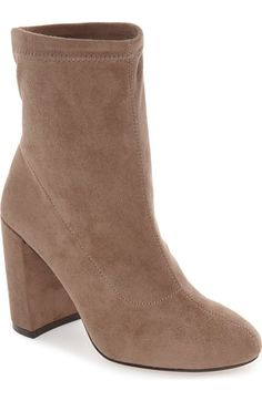 BCBGeneration 'Lilianna' Block Heel Bootie (Women) available at #Nordstrom