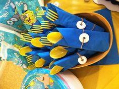 Life savers! Spongebob party