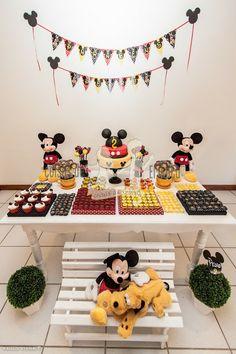 Coisas de Erikota: Festa Mickey Mouse para o Pedro:2 anos !