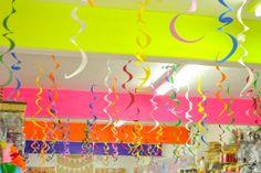 Decoração de teto #decoration #decoracao #carnaval #party #festa