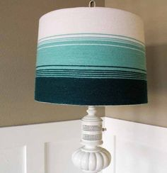 30 DIY Lampshades That Will Light Up Your Life | Brit + Co