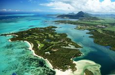 Fragments that have come from an ancient and lost continent have just been discovered lurking beneath the island of Mauritius. Crystals that were expelled due to volcanic eruptions have been . What A Wonderful World, Beautiful World, Best Golf Courses, Unique Hotels, Mauritius, Trees To Plant, Wonders Of The World, Around The Worlds, Travel