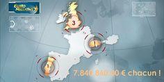 Как выиграть джекпот в Европе? Ученые авторитетного Амстердамского Института Статистики (Amsterdam Institute of Statistics) проанализировали анкеты победителей лотерей EuroMillions и EuroJackpot за последние два года и пришли к неожиданному выводу! Были проанализированы анкеты игроков