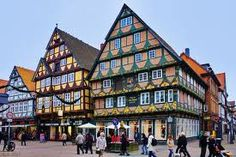 My hometown- Celle: a beautiful place to walk around