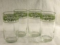 Vintage Pyrex Spring Blossom Crazy Daisy Water by thetrendykitchen, $19.99 I actually have this entire set :)