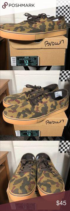 e7d4e6d6a79e Nike SB Skateboarding Shoes Braata LR Poler 13 Nike skateboarding shoes.  Nike Braata LR Poler