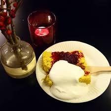 gotlandspankaka - gâteau de Noël au safran #gotlandspankaka #julbord #swedishchristmas #danischristmas #godjul #jul #nordicjul #gateaudenoel