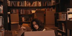 bye box a24 jenny slate obvious child #humor #hilarious #funny #lol #rofl #lmao #memes #cute