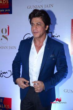 Shahrukh Khan and Nita Ambani unveil Gunjan Jain book 'She Walks She Leads'