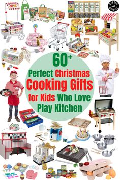 Put a big smile on your kids face and have them a merrier Christmas this year.Choose any of these 60+ Perfect Christmas Cooking Gifts for Kids Who Love to Play Kitchen. #kidcooking #kidsgifts #giftguide #giftsforkids #kidchefs #cookinggiftsforkids #kidscookinggifts #cookinggiftsideasforkids #kidscookinggiftsideas #cookinggiftsforkidsproducts #cooking #giftsfor kidswholovecooking #cookingchef #christmasgiftideas #christmasgifts #christmasgiftsforkids #girlscoutchristmasgifts…