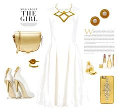"""""""GOLDEN ANGEL"""" by evanangel on Polyvore featuring ADAM, Giuseppe Zanotti, Sophie Hulme, BaubleBar, Harrods, Tom Ford, Christian Dior, Urban Decay, Kershaw and vintage"""