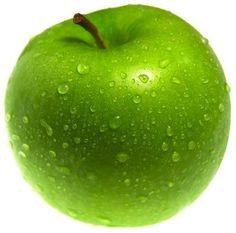 Cualidades nutricionales de las manzanas verdes - Blog de Farmacia