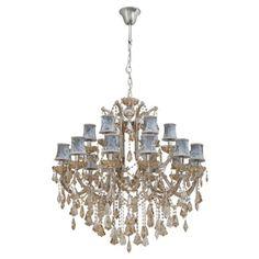 lampadario stile barocco : ... in stile barocco classico ?100cm esclud.E14 18x60W 230V EURO 3.381,93