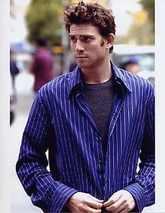 Bryan Greenberg - Loved him on OTH and have loved everything since. So talented