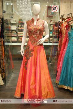 Perfection has it..!!  #Landmarkdesignerstudio #EthnicWear #DesignerOutfits #Chandigarh
