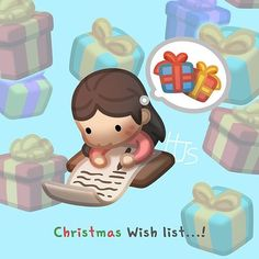 What's on everyone's Christmas wish list this year?? #hjstory #cute #merry…