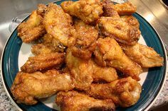The recipe for Bon Chon Chicken! And yes, I've tried it several times.
