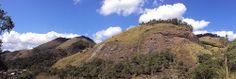 Montanhas na cancela Riograndina