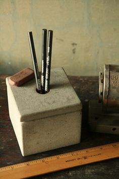 Interior Obsessions – Concrete   papernstitch