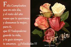 Feliz Cumpleaños que en este día, y el resto del año