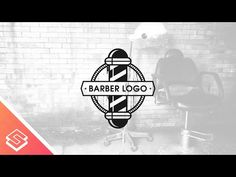 Inkscape Tutorial: Create a Barber Logo - YouTube