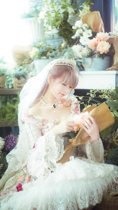 Tổng hợp những cosplay đẹp mê hồn phần 1 Gothic Dolls, Gothic Lolita, Lolita Style, Lolita Fashion, Rococo Fashion, Harajuku Fashion, Kawaii Fashion, Fashion Outfits, Japanese Street Fashion