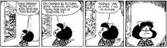 Futuro #incierto #Mafalda #Humor