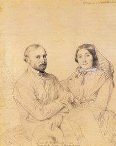 Edmond Ramel and his wife, born Irma Donbernard