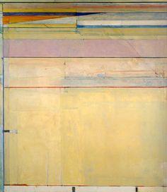 Richard Diebenkorn, Ocean Park No 118.